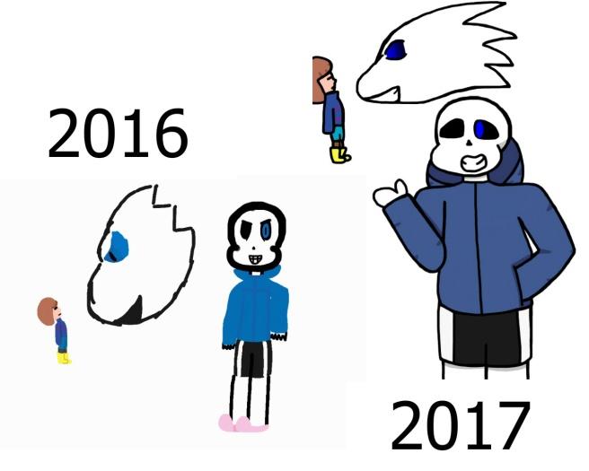 sans vs frisk 2016-2017